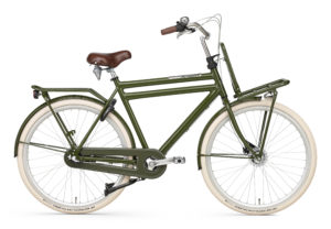 Daily Dutch Prestige N3 RB :: Groen :: 28 inch / 65 cm
