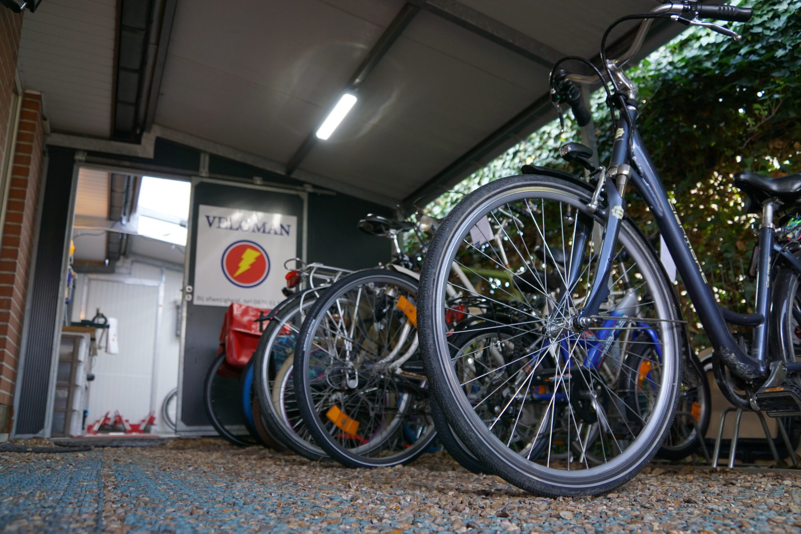 fietsherstel en onderhoud - veloman diensten