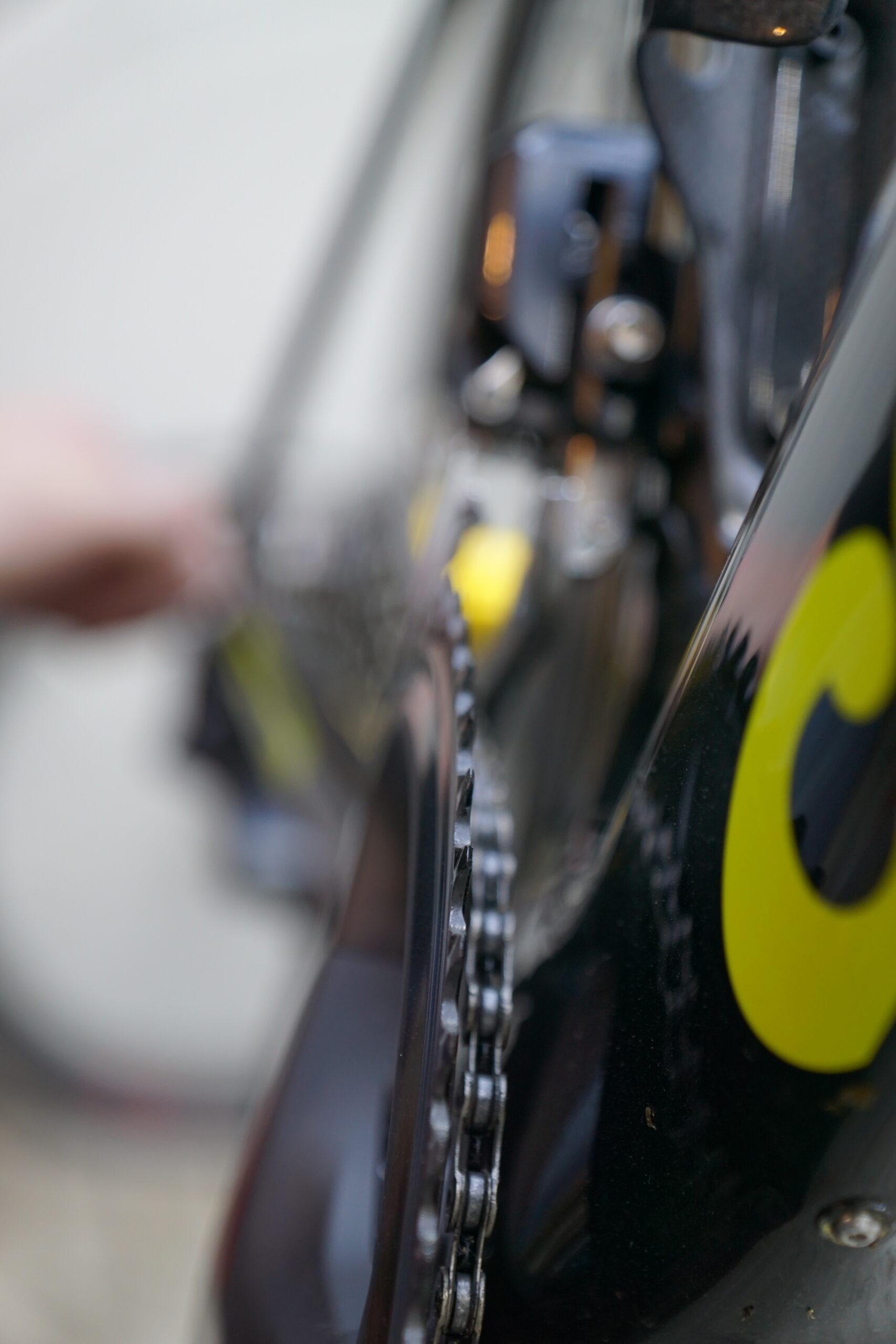 herstelling fiets bij veloman